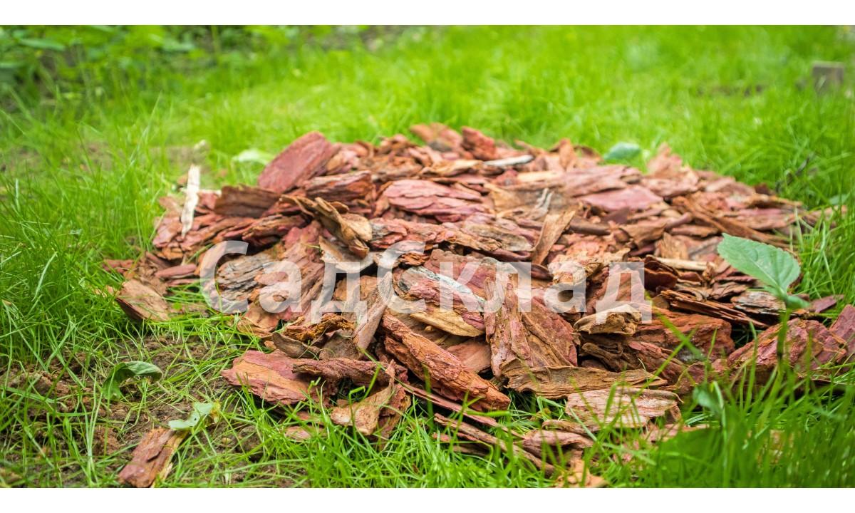 Кора лиственницы, как гарант повышения плодородности