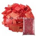 Щепа декоративная красная 60 л