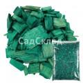 Щепа декоративная зелёная 60 л